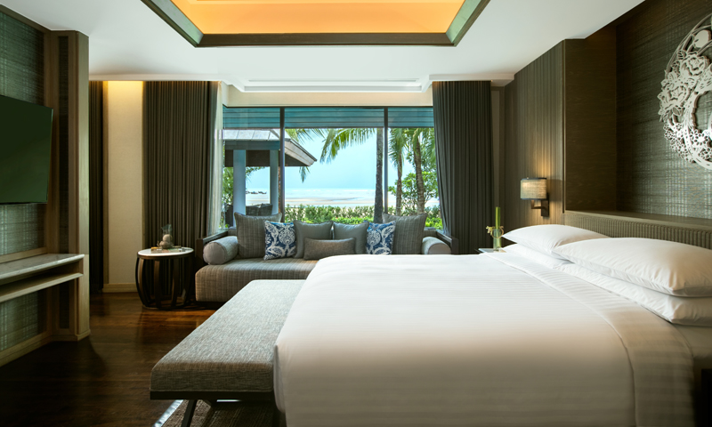 "Phuket Marriott Nai Yang named as Thailand's ""Best Pool Villa Resort"" in the 2020 Haute Grandeur Global Awards"