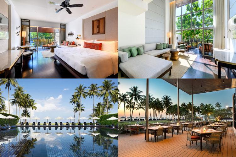 JW Marriott Khao Lak Welcomes the World Back to Paradise