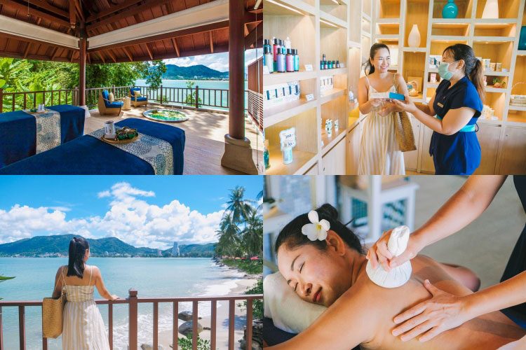 Pamper yourself at Amari Phuket's Breeze Spa