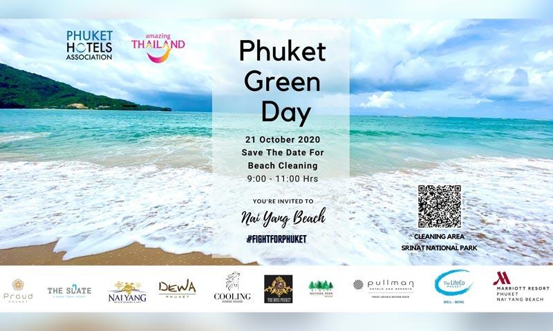 Phuket Green Day at Nai Yang Beach and National Park!