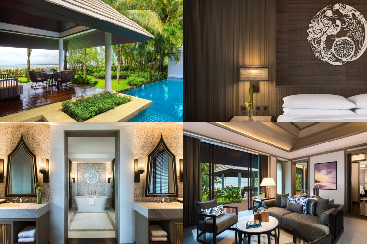 "Phuket Marriott Resort and Spa, Nai Yang Beach Named as Thailand's ""Best Pool Villa Resort"" in the 2020 Haute Grandeur Global Awards"