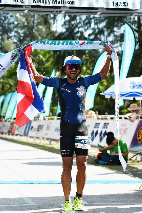 Growing Excitement as 27th Laguna Phuket Triathlon Fast Approaches Phuket's World Famous Triathlon Returns Under a New Normal