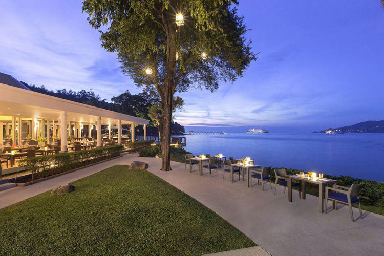 Seafood Buffet - Rim talay restraurant, Amari Phuket
