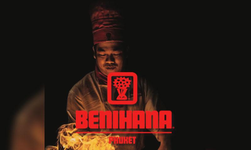 """""""Benihana Phuket"""" grand opening"""