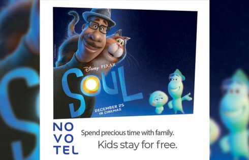 "Novotel teams up with Disney and Pixar's all-new feature film ""SOUL"""