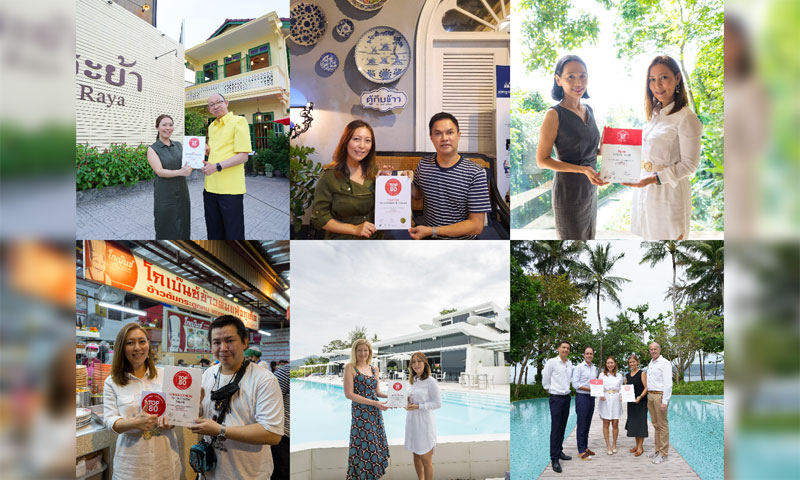 The awards of hospitality in Asia 2020