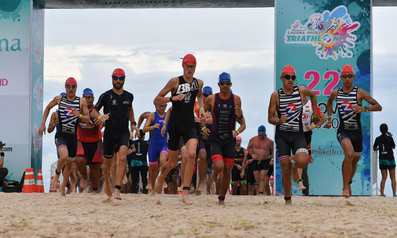 28th Laguna Phuket Triathlon's Date Announced – Registration Opens Now