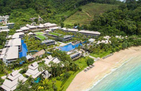 """Free Dreams, 7 Wishes"" promotion! Phuket Marriott Resort and Spa, Nai Yang Beach"