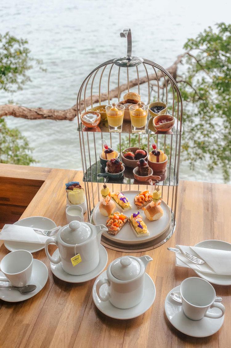 Afternoon Tea @Treepod, Amari Phuket