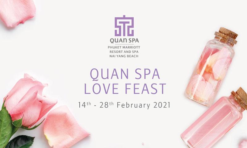 Quan Spa Love Feast