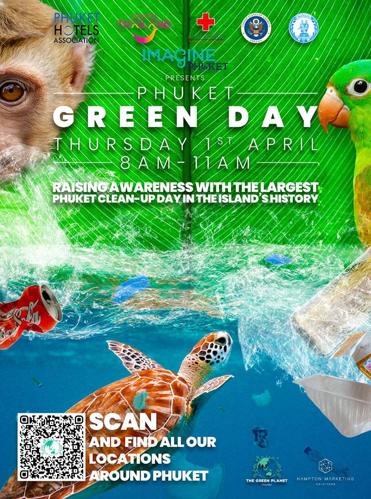 Phuket Green Day