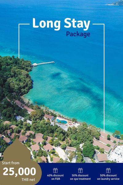 Longstay Package by Amari Phuket