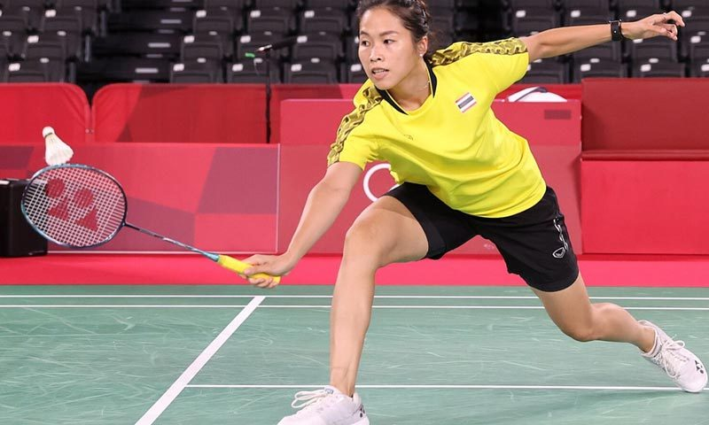 Ratchanok claws into last 16 but Thailand's super duo eliminated in Tokyo