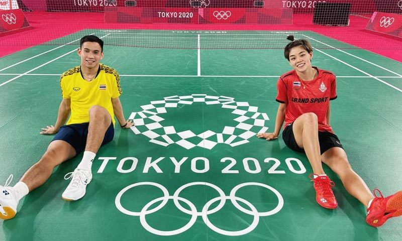 Thailand launches Olympic campaign with wins in badminton, boxing and table tennis