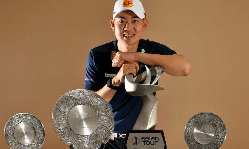 Thailand's Jazz hopes to make waves at Tokyo Olympics