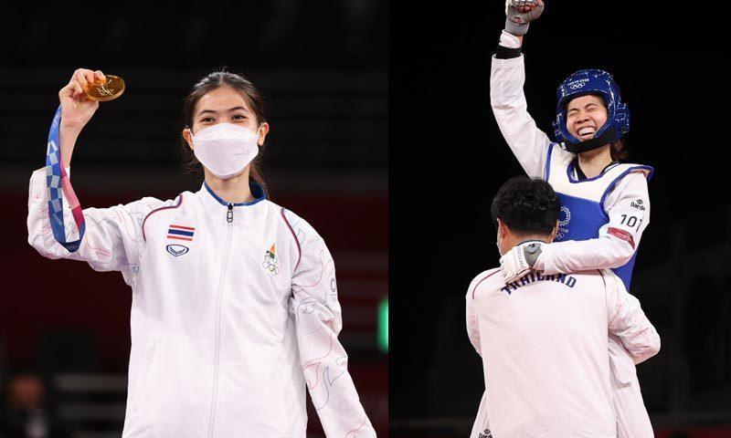 Panipak clinches Thailand's first Olympic taekwondo gold