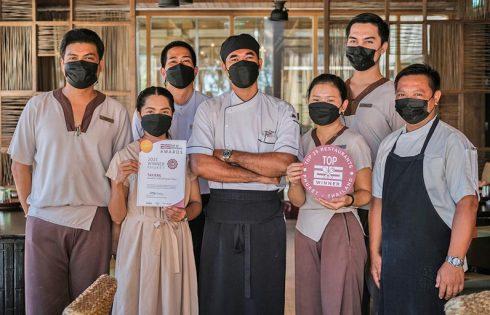 The Award-Winning Takieng Restaurant named top 25 restaurants in Phuket