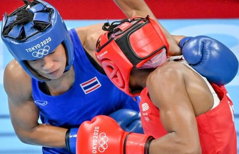 Boxer Sudaporn guarantees 2nd Olympic medal for Thailand