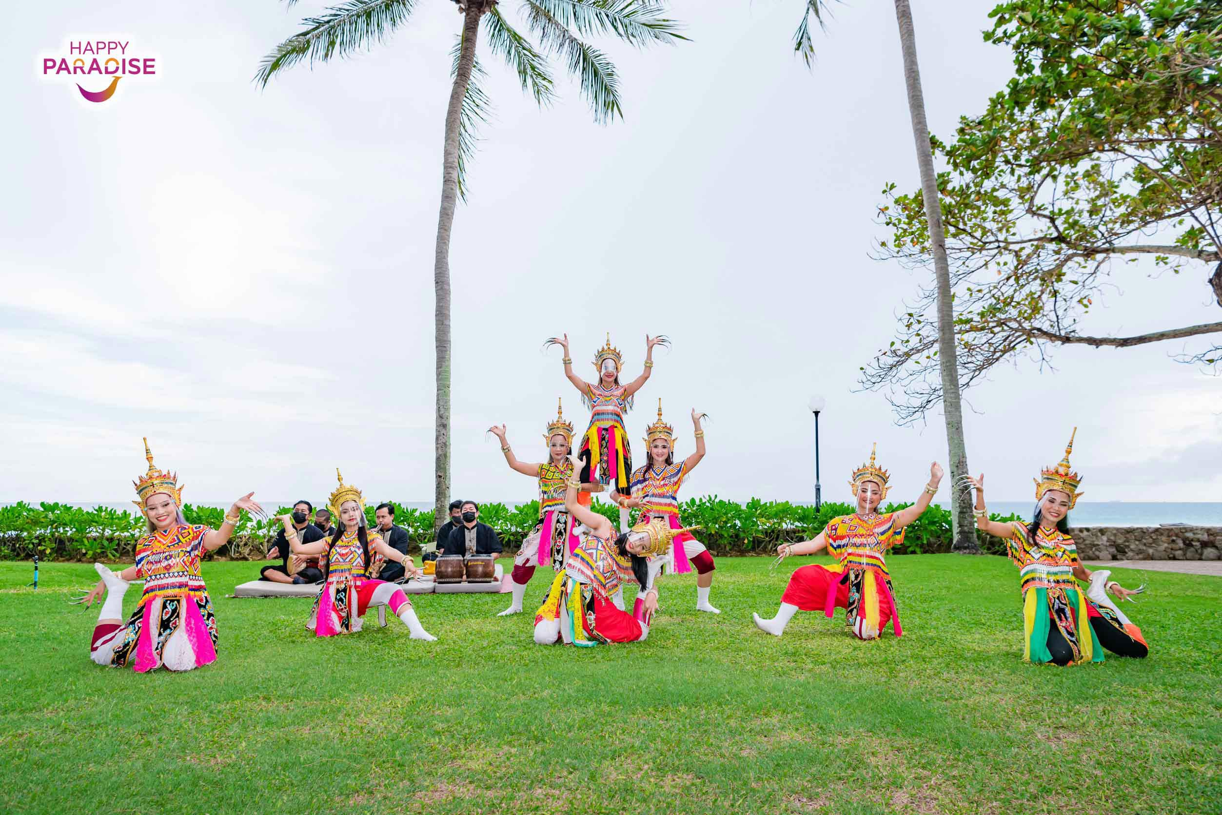 TAT Presents Entertaining Southern Shows to Welcome Tourists Under the Happy Paradise Campaign