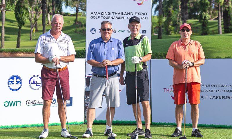 "TAT promoting travels through ""the Phuket Sandbox"" golf event"