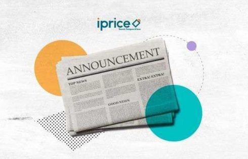 Sanook and iPrice Group Provide Online Shoppers an Exclusive Page  with Coupons and Deals During the New Normal