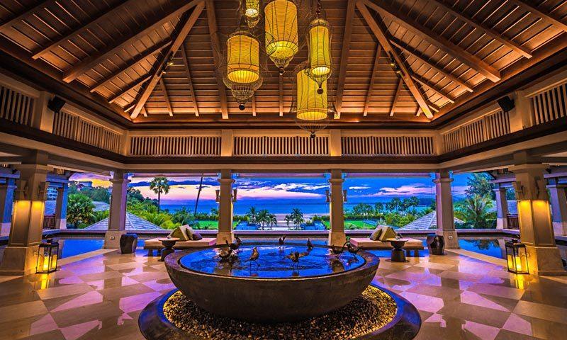 Phuket Marriott Resort and Spa, Nai Yang Beach Wins Multiple Accolandes