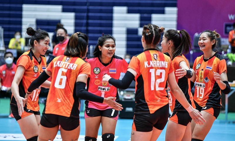 Chatchu-On Guides Nakhon Ratchasima Qminc to 3-0 Rout of Choco Mucho